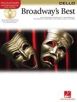BROADWAYS BEST BK/CD VLC