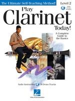 Play Clarinet Today! Level 2