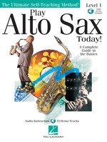 Play Alto Sax Today! Level 1