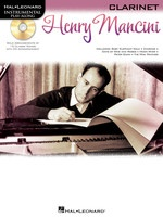 Henry Mancini for Clarinet