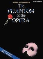 The Phantom of the Opera - Alto Saxophone
