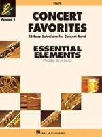 Concert Favorites Vol. 1 - Flute
