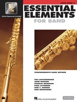 Essential Elements for Band - Book 2 with EEi