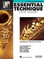 Essential Technique For Band Bk3 Alto Sax Eei