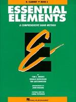 ESSENTIAL ELEMENTS BK 2 CLARINET  ORIGINAL SERIES