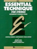 ESSENTIAL TECHNIQUE STRINGS VLC
