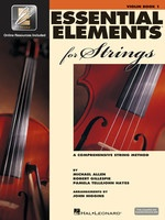 Essential Elements for Strings - Book 1 Violin EEi