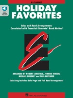 Essential Elements Holiday Favorites - Bb Clarinet