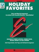 Essential Elements Holiday Favorites - Trombone