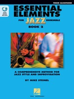 Essential Elements for Jazz Ensemble Book 2 - Tenor Sax