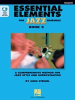 Essential Elements for Jazz Ensemble Book 2 - Trumpet