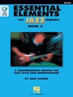 Essential Elements for Jazz Ensemble Book 2 - Guitar