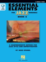 Essential Elements for Jazz Ensemble Book 2 - C Treble/Vibes