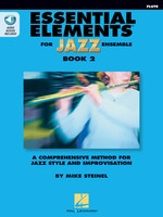 Essential Elements for Jazz Ensemble Book 2 - Flute