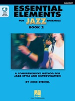 Essential Elements for Jazz Ensemble Book 2 - Clarinet