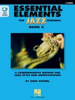 Essential Elements for Jazz Ensemble Book 2 - Horn