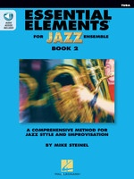 Essential Elements for Jazz Ensemble Book 2 - Tuba