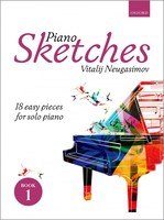 Piano Sketches Book 1