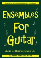 Ensembles for Guitar Vol. 3