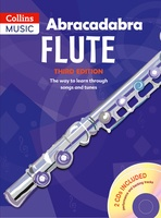Abracadabra Flute, Book with 2CDs Included
