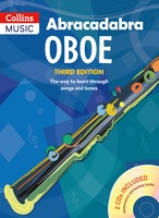 Abracadabra Oboe, Book with 2CDs Included