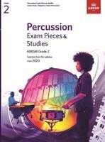 Percussion Exam Pieces & Studies Grade 2