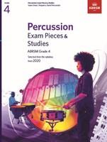 Percussion Exam Pieces & Studies Grade 4
