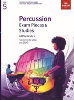 Percussion Exam Pieces & Studies Grade 5