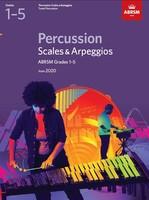 Percussion Scales & Arpeggios Grades 1-5