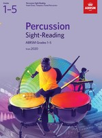 Percussion Sight-Reading Grades 1-5