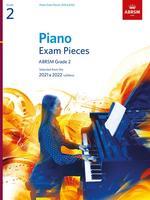 Piano Exam Pieces 2021 & 2022 ABRSM Grade 2
