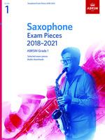 Saxophone Exam Pieces 2018-?2021 Grade 1