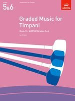 Graded Music for Timpani, Book 3