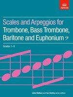 A B Trb Scales & Arpeggios Gr 1-8