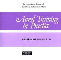 A B Aural Training In Practice Book 2 Grades 4-5 2 CDs