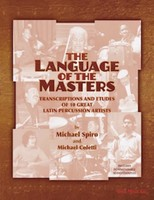 The Language of the Masters