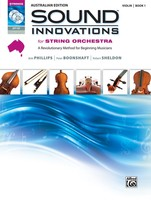 Sound Innovations for String Orchestra Book 1 - Violin