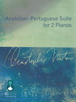 Anatolian-Portuguese Suite for 2 Pianos
