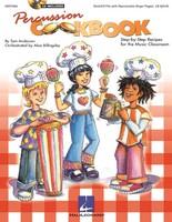 PERCUSSION COOKBOOK BK/CD
