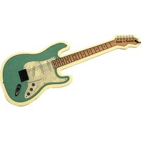 Air Freshener Green Apple Blues Electric Guitar