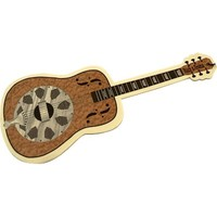 Air Freshener Cherry Resonator Guitar