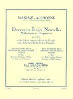 200 New Melodic and Gradual Studies Vol. 3