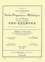 20 Easy Progressive And Melodic Studies Vol 1 Cla