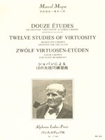 12 Studies of Virtuosity based on Chopin