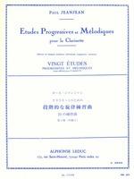 20 Easy Progressive And Melodic Studies Vol 3 Cla