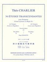 36 Transcendental Etudes