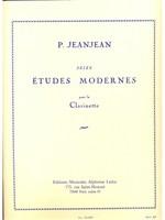 16 Modern Etudes For Clarinet