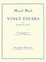 20 Etudes for Trumpet in C or Bb