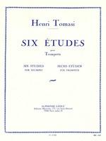 6 Etudes Trumpet