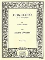 Concerto En Un Mouvement Oboe